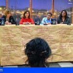 Arona acoge la presentación de 'Perdone que no me calle', una visión coral sobre las violencias contra las mujeres