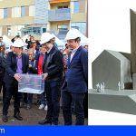 Alcalá pone la primera piedra de su futura iglesia