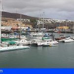 El tráfico de vehículos industriales en la red de Puertos Canarios aumentó un 5,21% en 2017