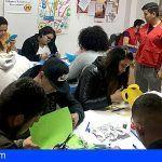 """Cruz Roja pone en marcha los """"Puntos de Activación Juvenil"""" en la provincia tinerfeña"""