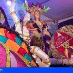 Adriana Velázquez elegida Reina del Carnaval de San Sebastián de La Gomera