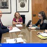 Analizan posibles actuaciones en materia de vivienda en Granadilla