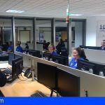 Las llamadas recibidas por 1-1-2 Canarias en otros idiomas se incrementaron en un 21%