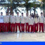 La selección gomera de Campo a Través participa en el Campeonato Regional