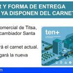 Santa Cruz destina 400.000 euros a bonificar el transporte para mayores y discapacitados