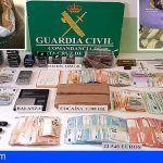 Desmantelan una Organización de tráfico de drogas en Gran Canaria y La Palma