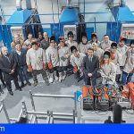 Generación de empleo en el sector de la reparación naval y plataformas offshore en Tenerife