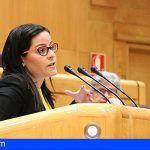 ASG traslada al Senado su preocupación por el cierre nocturno del Aeropuerto Tenerife Sur