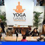 La Gomera se incorpora al circuito europeo de destinos saludables con la participación en la feria YogaGame