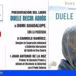 Presentación en Gran Canaria del libro 'Duele decir adiós' sobre el conflicto del Sahara Occidental