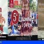 Eventos que tendrán lugar en los primeros días de marzo en Guía de Isora