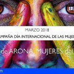 Arona premia a cuatro mujeres del municipio por recorrer el mundo como embajadoras de igualdad