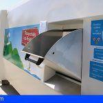 La Caleta cuenta con un nuevo sistema de recogida de residuos único en el municipio