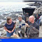 Tenerife acoge el rodaje de la película alemana 'Vacaciones con amigos' (Vídeo en Montaña Amarilla)
