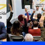 CC de Arona elige a Antonio García Marichal candidato a la alcaldía para las elecciones de 2019