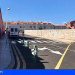 Crearán 75 nuevos aparcamientos en El Médano y cambiarán el sentido de la calle Brasil
