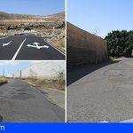 Renovarán el asfaltado la vía Oroteanda Alta que sirve de desahogo al tráfico en Las Chafiras