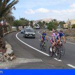 Se aprobó la redacción del proyecto del circuito ciclista Las Galletas-El Palmar-Guaza-Charifras