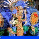 Claudia Jiménez Méndez, nueva Reina del Carnaval de Los Gigantes 2018