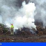 Controlado un conato de incendio en El Altito de Valle Gran Rey de La Gomera