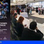 Chirche premiará los mejores vinos de Tenerife en el Concurso de Vinos de Guía de Isora