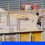 El sector de la construcción canario continuará consolidando su recuperación en 2018