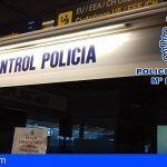 La Policía Nacional detiene, en el Aeropuerto del Sur, a una mujer requerida por la justicia polaca