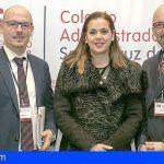 CAF Tenerife firma un convenio con la empresa especialista en localización de herederos, Coutot-Roehrig