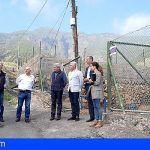 Ponen en marcha el depósito de El Volcán para mejorar la calidad del agua en Arafo