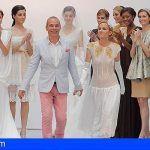 La Feria Internacional de la Moda de Tenerife acogerá el regreso a las pasarelas del diseñador Juan Roga