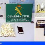 Detienen a tres pasajeros en el Puerto de Santa Cruz por portar drogas