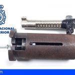 La Policía Nacional detiene en La Laguna a dos hombres que trataban de robar en viviendas