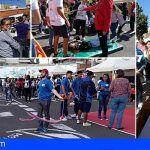Los jóvenes del Sur, protagonistas de la Feria de las Profesiones y el Empleo en Granadilla