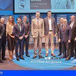La Fundación Princesa de Girona presidida por el Rey respalda la labor de la estrategia Tenerife 2030