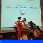Más de 300 mujeres participaron en su Gala en Santiago del Teide y Guía de Isora