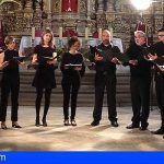 El Grupo Vocal Reyes Bartlet abre en La Laguna la XIII edición del 'Festival de Música Religiosa'