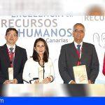 Domingo Alonso Group, Ayto de las Palmas y S.A.T. Fast, ganadores de los III Premios a la Excelencia en RRHH de Canarias 2018