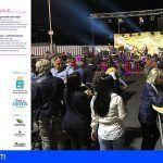 Playa San Juan acoge la IV Noche de Tapas y Vino