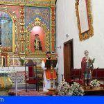 Arona preserva casi un siglo de tradición con una rogativa al Cristo ligada al sector primario