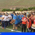 112 futbolistas disputan el Torneo Autonómico de Fútbol 8 Alevín de San Sebastián de La Gomera