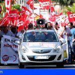 CCOO, UGT Y SIE de ENDESA convocan en Las Palmas una concentración en defensa de sus derechos y salarios