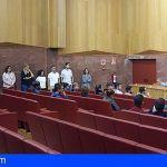 Arona ofrece formación y empleo en los servicios municipales a una treintena de jóvenes