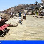 Sustituirán el colector del paseo marítimo de El Médano entre otras actuaciones en el Sur