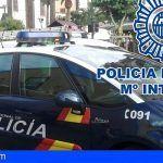 Detienido en La Laguna por robo con violencia en una multitienda utilizando un cuchillo de cocina