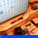 Siete detenidos por intercambiar pornografía infantil a través de Internet, uno es de Gran Canaria
