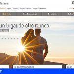 La página turística de Tenerife supera la barrera de los cuatro millones de visitas