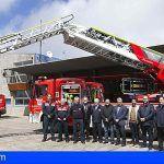 La Laguna cuenta con un nuevo vehículo de bomberos