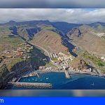 Aprueban en La Gomera el proyecto del acceso al Puerto de Playa de Santiago