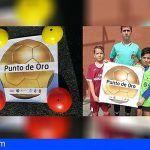 En Tenerife el Punto de Oro comienza a aplicarse con éxito desde prebenjamines hasta infantiles