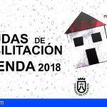 San Miguel cuenta con más de 42.000 euros para ayudas de rehabilitación de viviendas